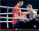 Lukasz Plawecki in hip hop music video