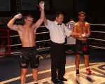 Relacja z gali Gorlice Fight Night 2008